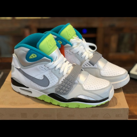 buy popular c0584 31499 Nike Air Trainer SC II (Bo Jackson) - Citron
